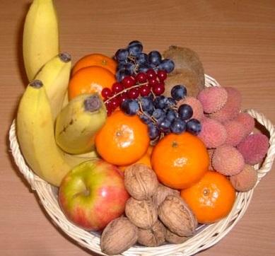 fruits décembre