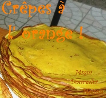 crêpes oranges cannelle - Copie