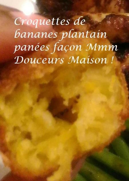 croquettes banane plantain 5