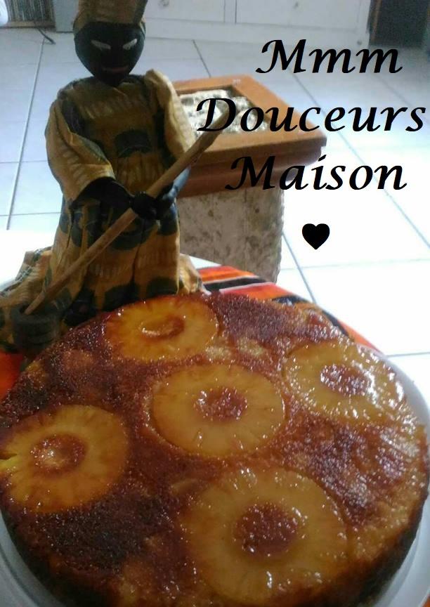 Gâteau ananas1