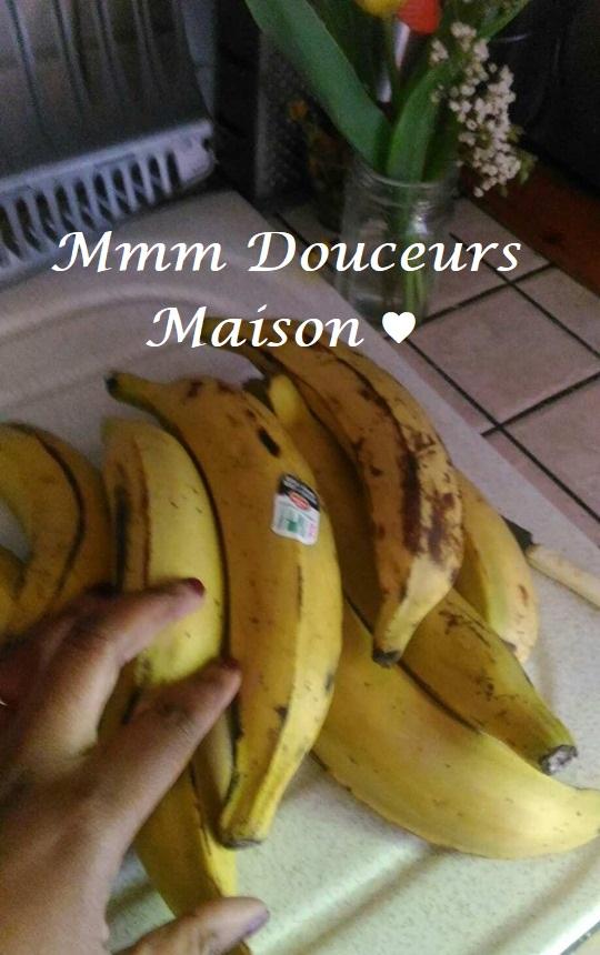 banane aplatie