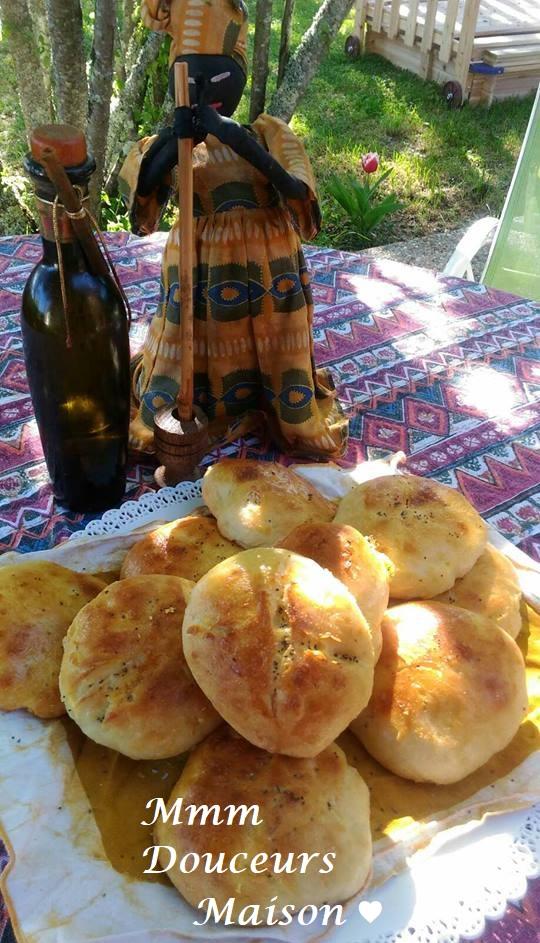 petits pains sans pétrissage à l'huile d'olive 3 - Copie