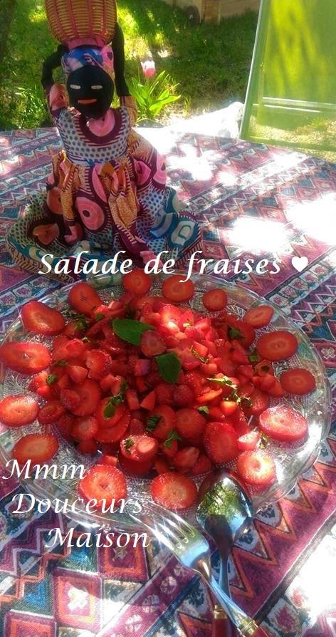 salade de fraise 1