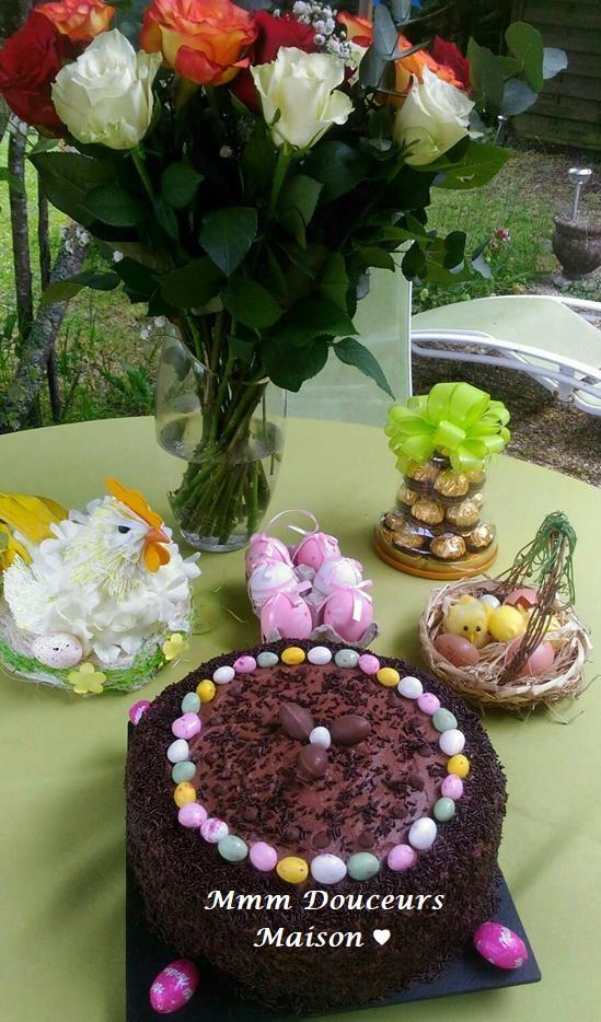 suprême au chocolat spécial Pâques 13