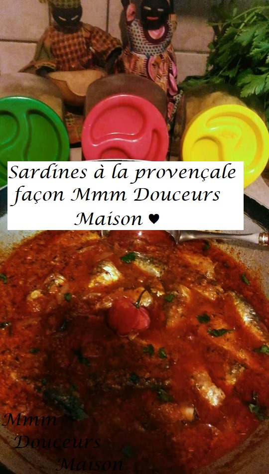 sardines à la provencales 1