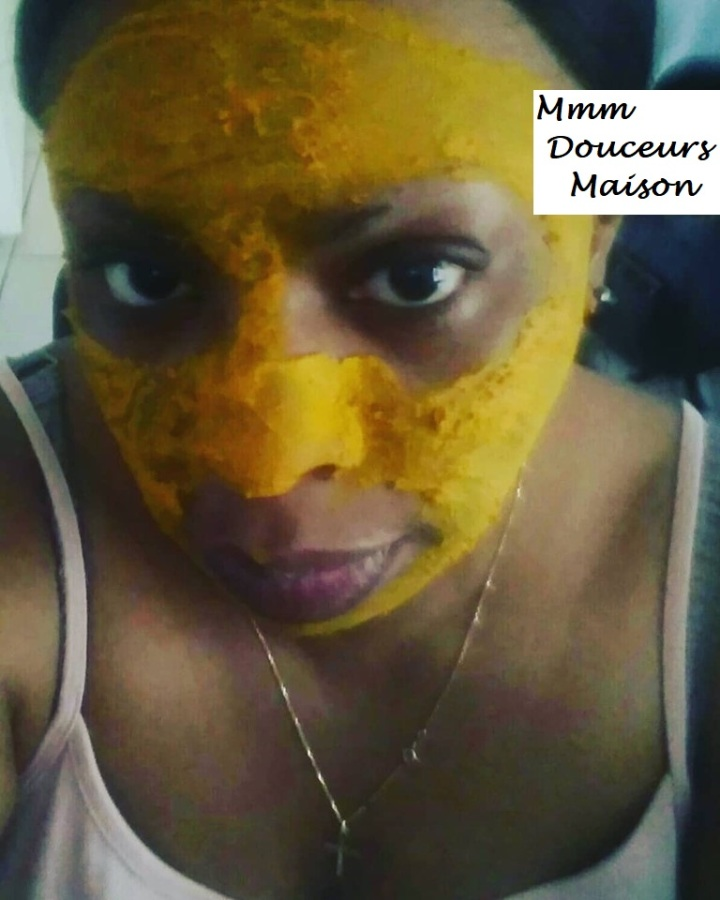 masque curcuma 2